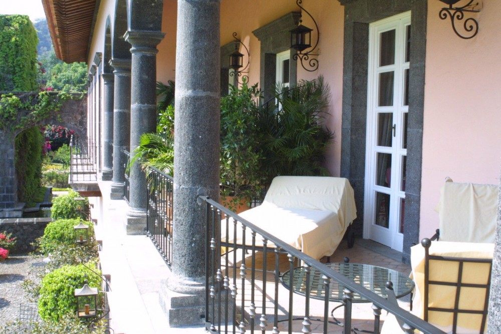 "Hacienda San Antonio, Colima, the Grand Suite ""Quetzal"""