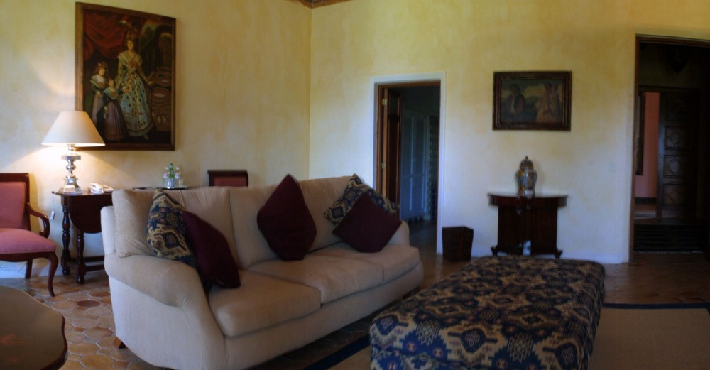 "Hacienda San Antonio, Colima, the Grand Suite ""Sol"""