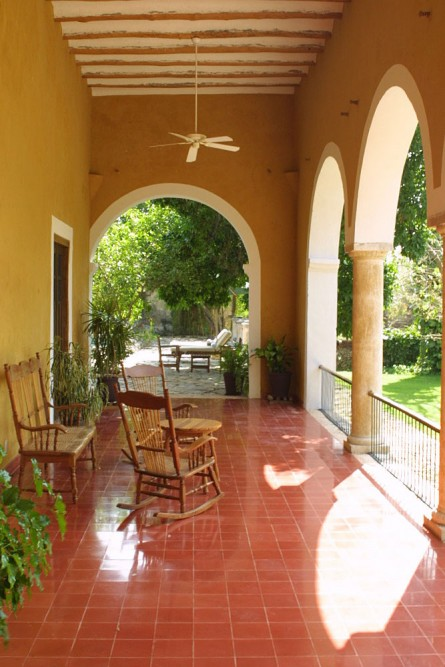 Hacienda San Jose, Master Suite