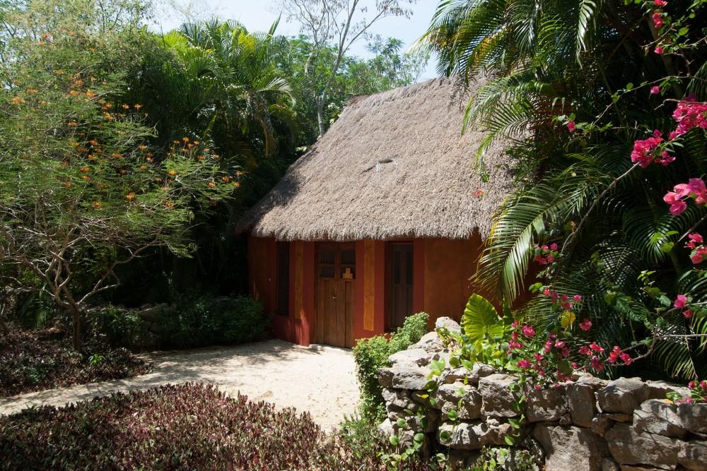 Hacienda San Jose, Mayan Villa