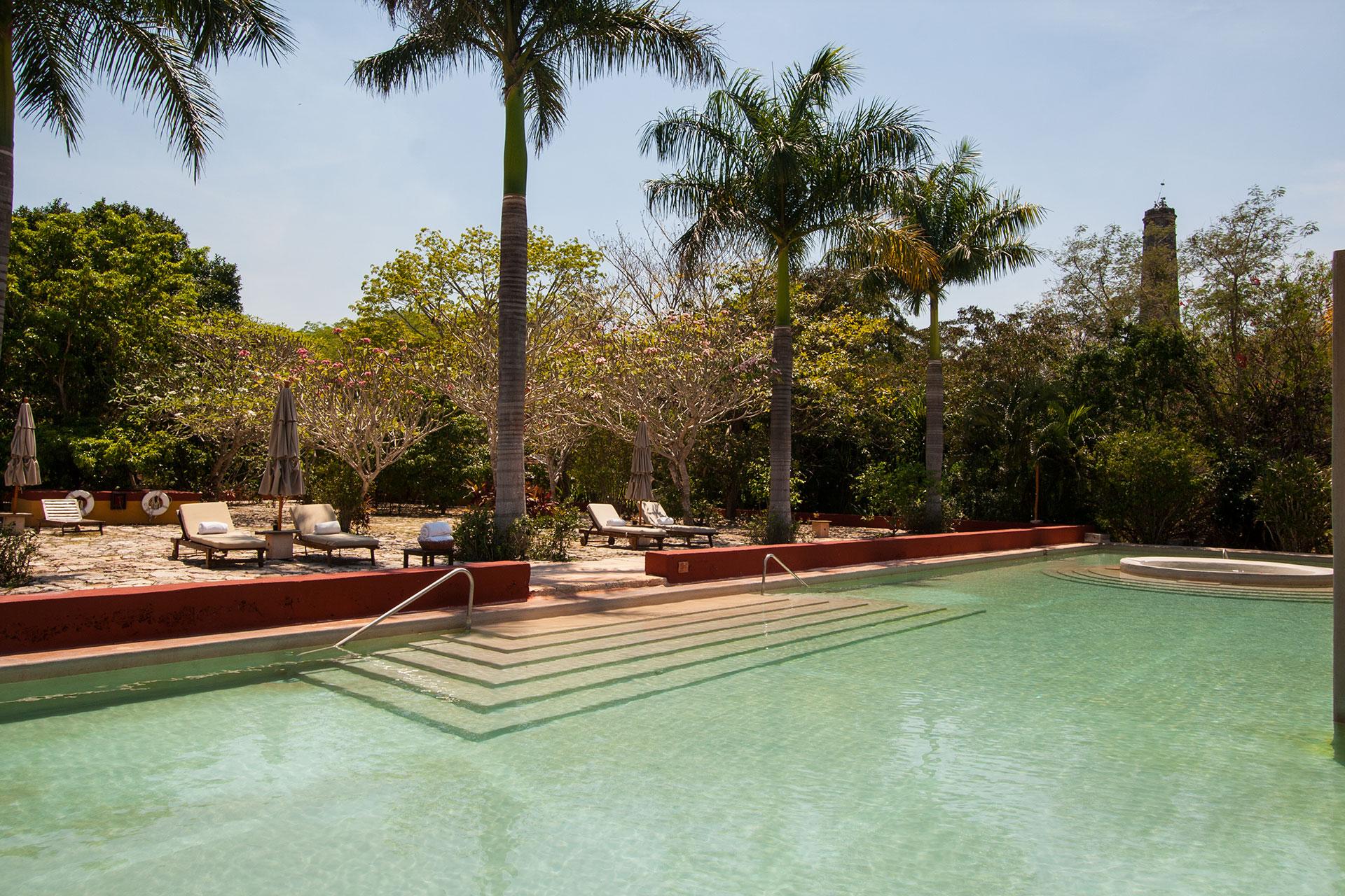 Hacienda San Jose, near Merida, a review by differentworld.com