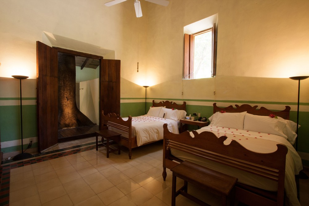 Hacienda San Jose, Superior room