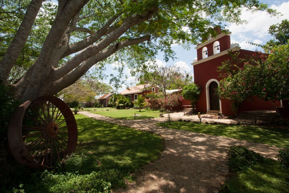 Hacienda Santa Cruz, near Merida