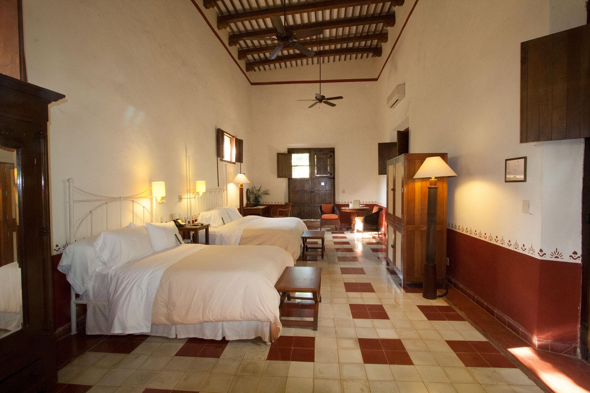 Hacienda Santa Rosa Yucatan Review By Differentworld Com