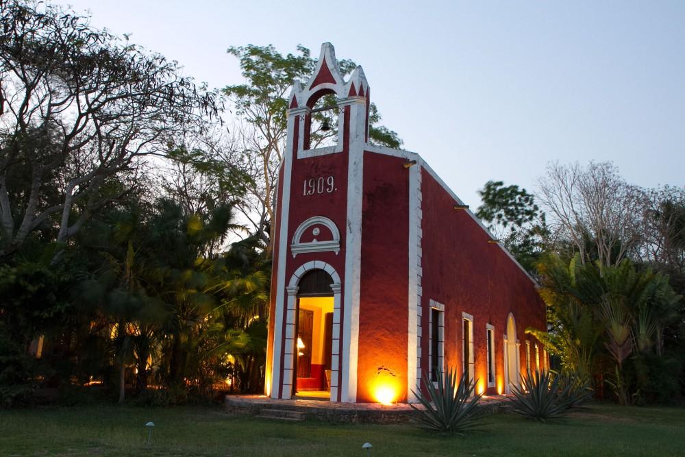 Hacienda Santa Rosa, Yucatan