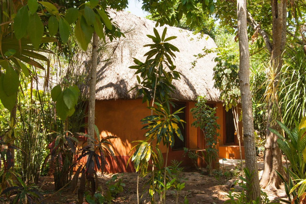 Hacienda Santa Rosa, Yucatan, a Mayan Villa