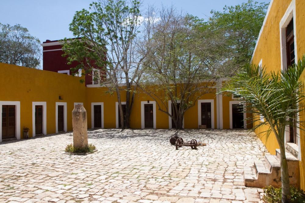 Hacienda Temozon, Yucatan