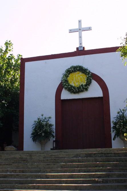 Hacienda Temozon, Yucatan, the chapel