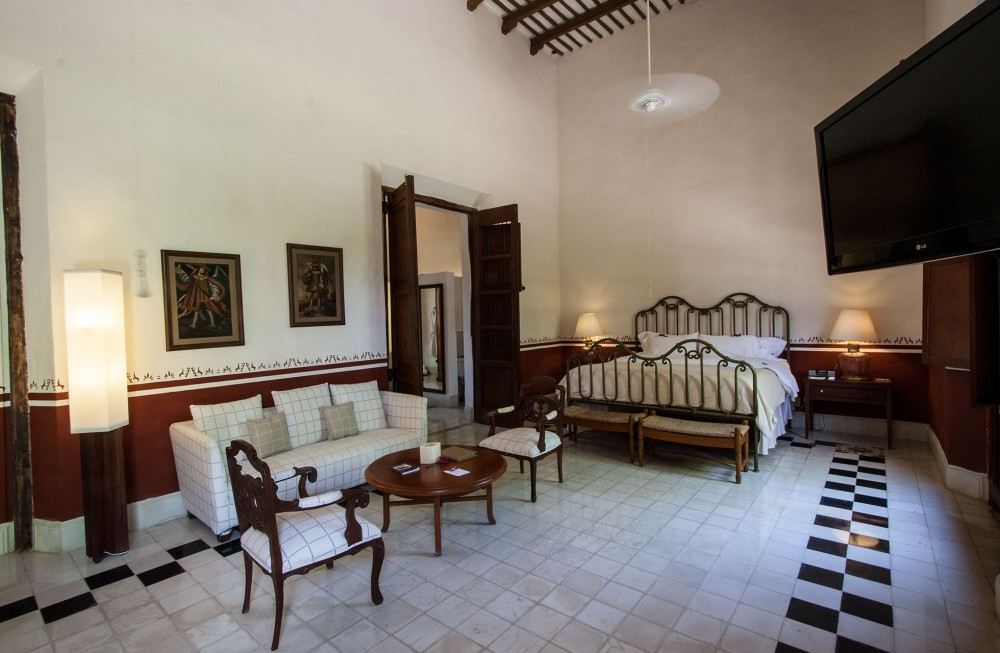 Hacienda Temozon, Yucatan, a Junior Suite