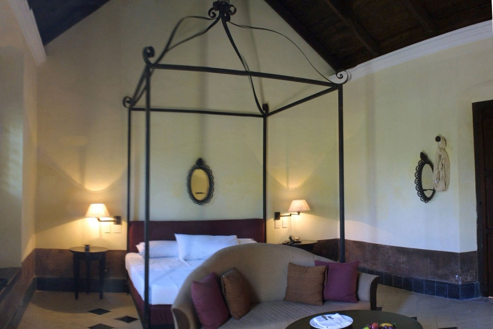 Hacienda Uayamon, Campeche, Colonial Suite