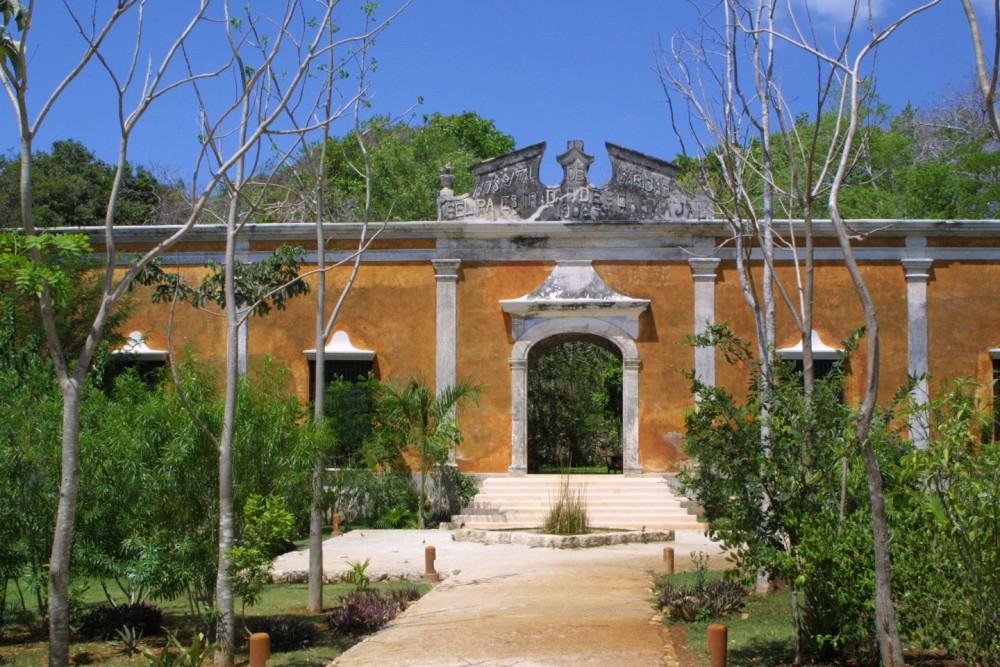 Hacienda Uayamon, Campeche, Deluxe Suite