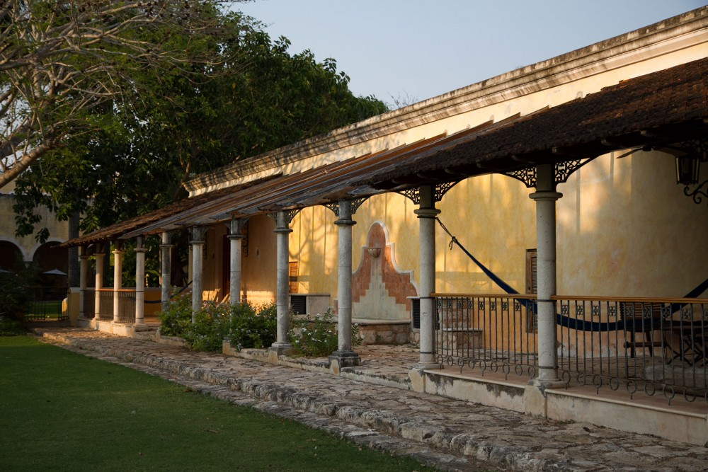 Hacienda Xcanatun, Merida
