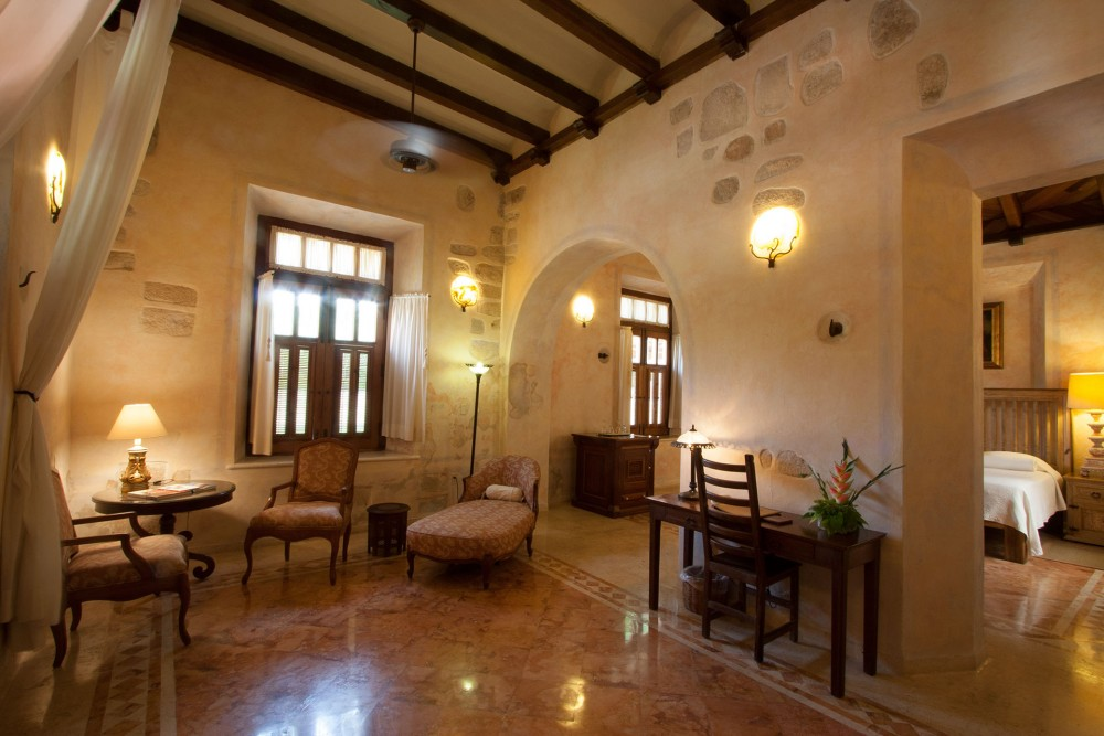 Hacienda Xcanatun, Merida, Master Suite