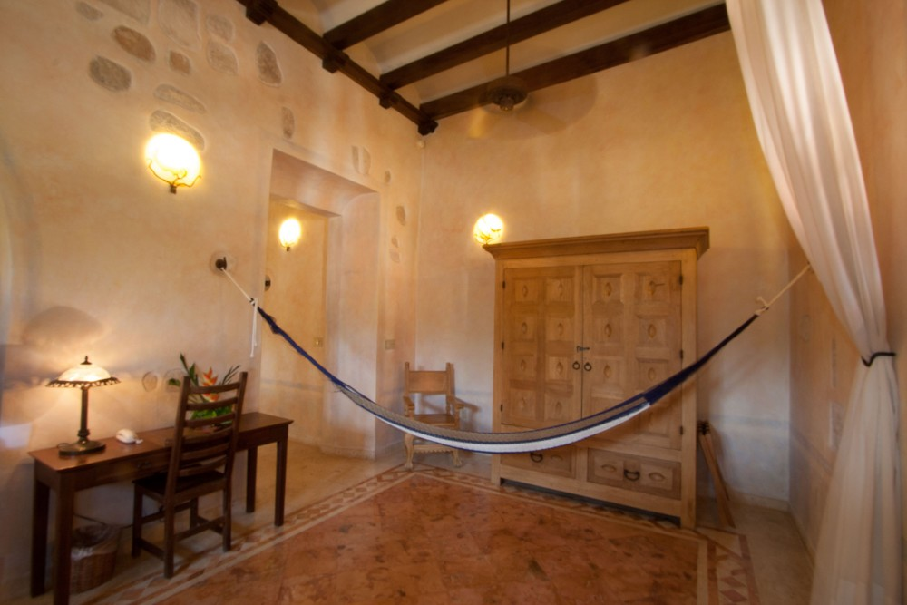 Hacienda Xcanatun, Merida, Master Suite