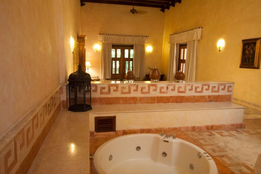 Hacienda Xcanatun, Merida, Superior room