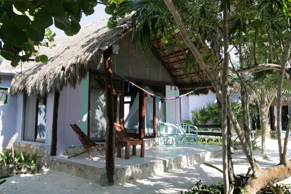 Hemingway Tulum, Garden cabana