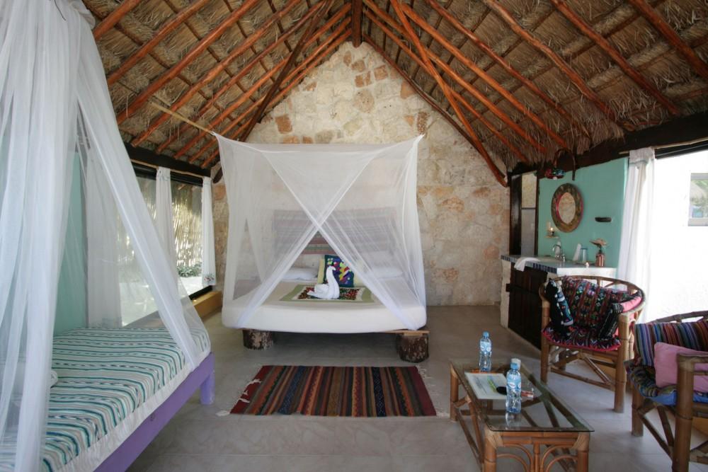 Hemingway Tulum, Ocean view cabana