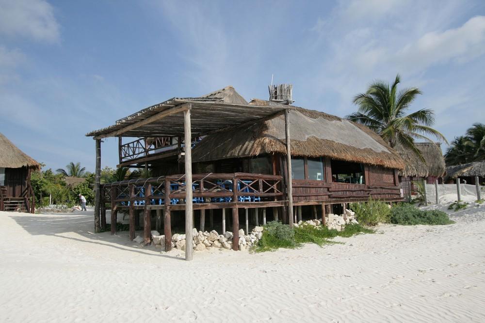 Hemingway Tulum, the restaurant