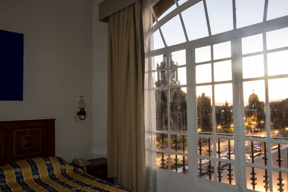 Hotel Majestic, Mexico City