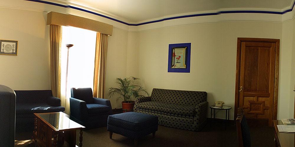 Hotel Majestic, Mexico City. Suite