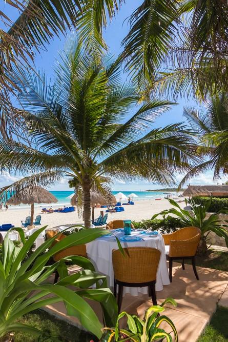 Kin Sol Soleil, Maroma beach