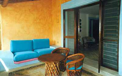 Las Alamandas, Costalegre, Casa Azul