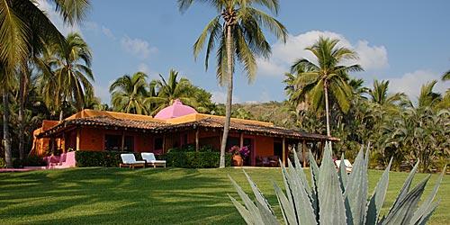 Las Alamandas, Costalegre, Casa Domo