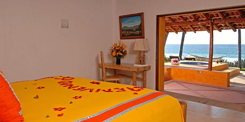 Las Alamandas, Costalegre, Sol presidential bedroom