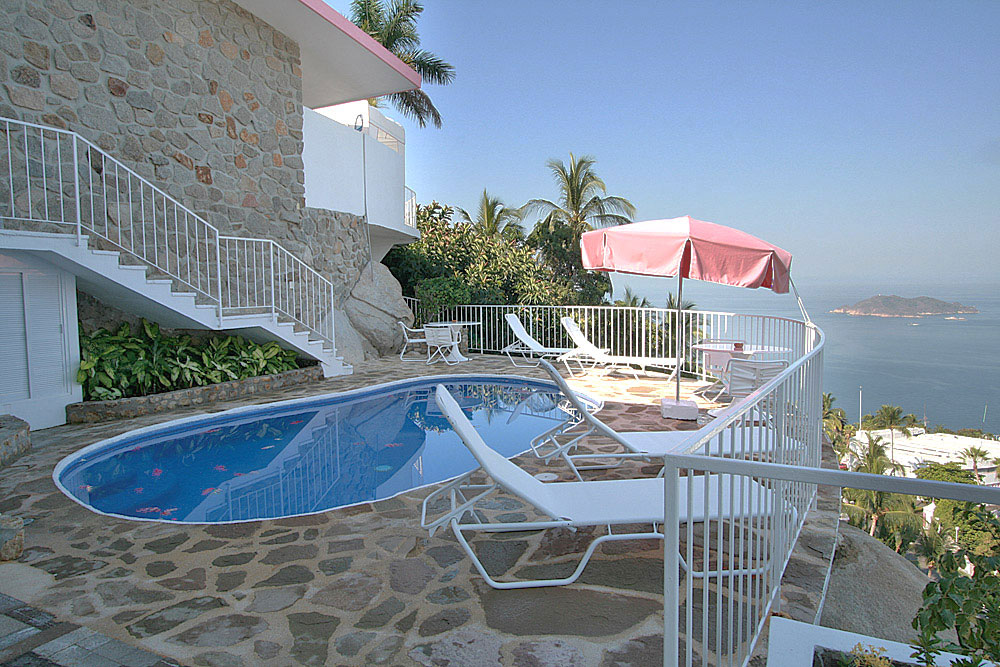 Las Brisas Acapulco, Shared Pool Casita