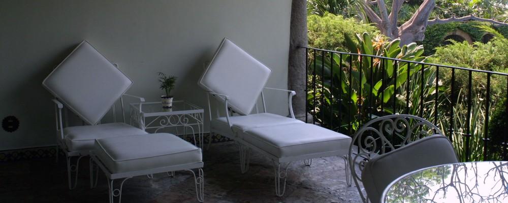 Las Mananitas, Cuernavaca, Garden suite