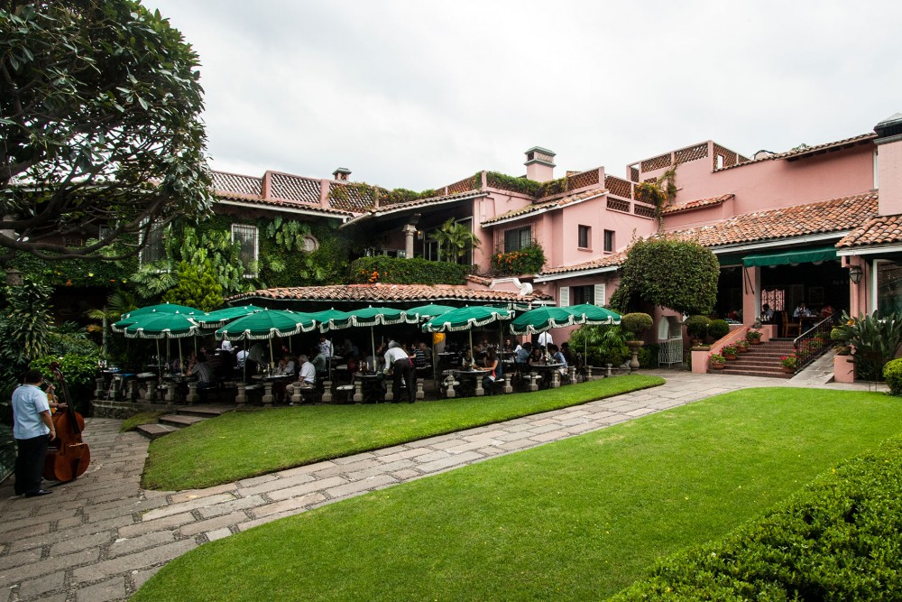 Las Mananitas, Cuernavaca, the Mananitas suite