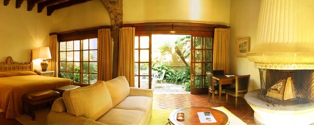 Las Mananitas, Cuernavaca, Patio suite