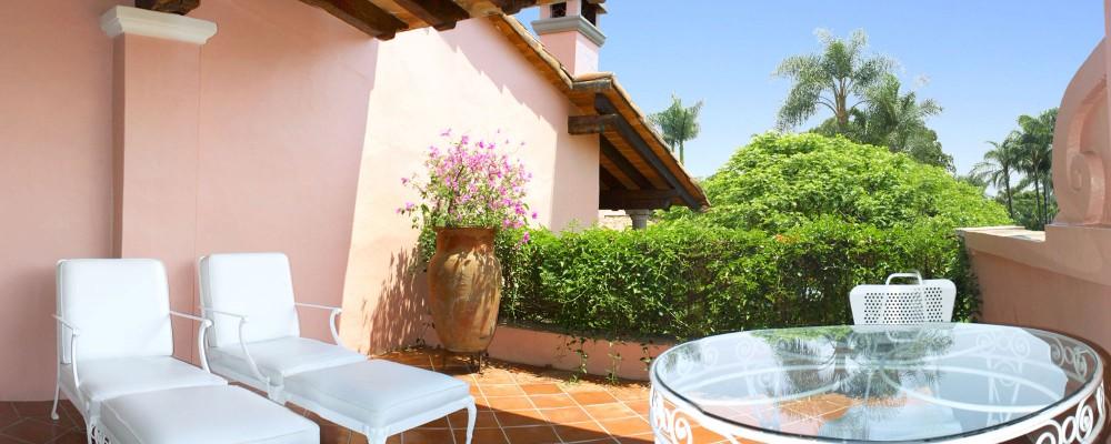 Las Mananitas, Cuernavaca, Terrace suite