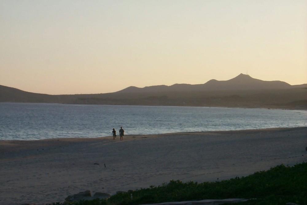 Las Ventanas al Paraiso, Los Cabos, the beach