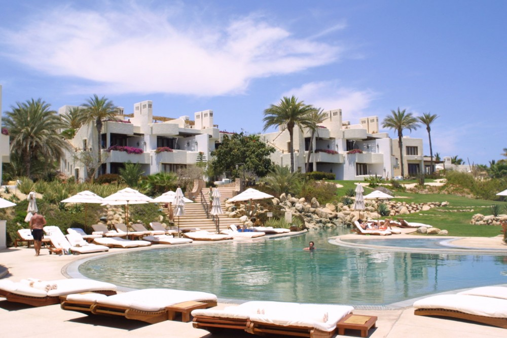 Las Ventanas al Paraiso, Los Cabos, the pools