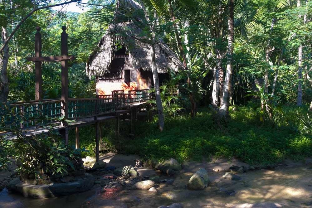 Majahuitas Resort, near Puerto Vallarta, Jungle House