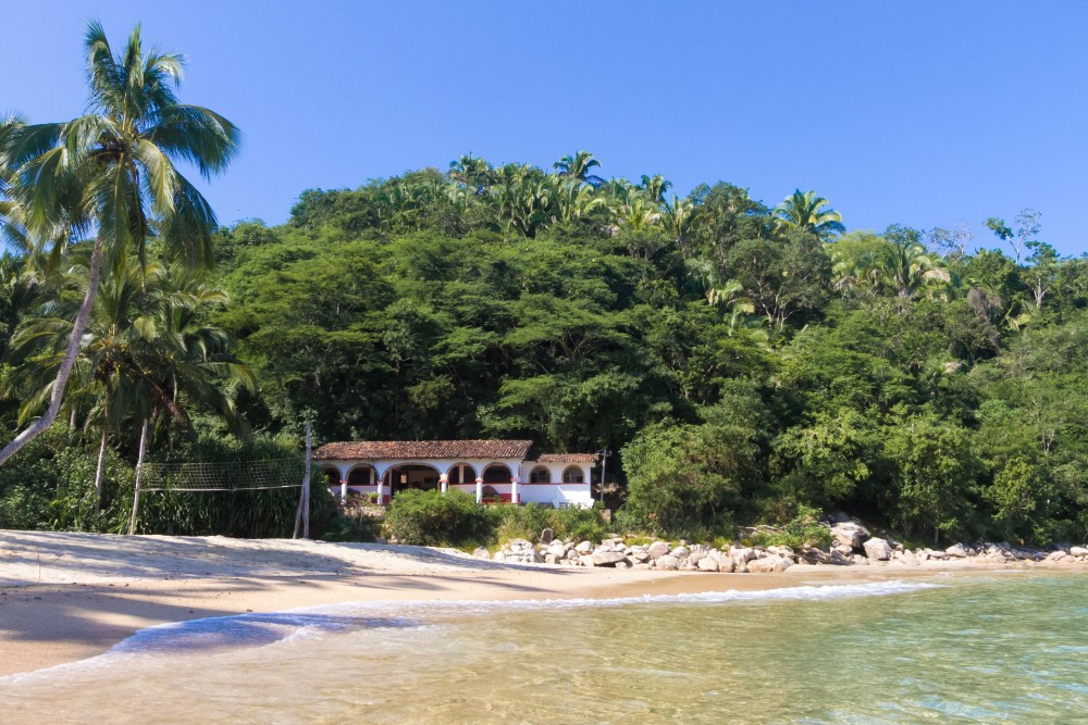 Majahuitas Resort, near Puerto Vallarta, Los Arcos