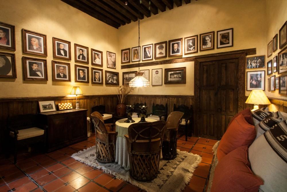 Mansion Iturbe, Patzcuaro