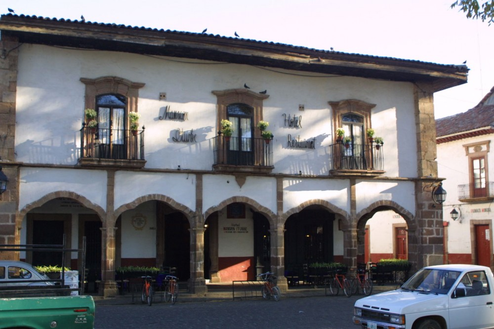 Mansion Iturbe, Patzcuaro