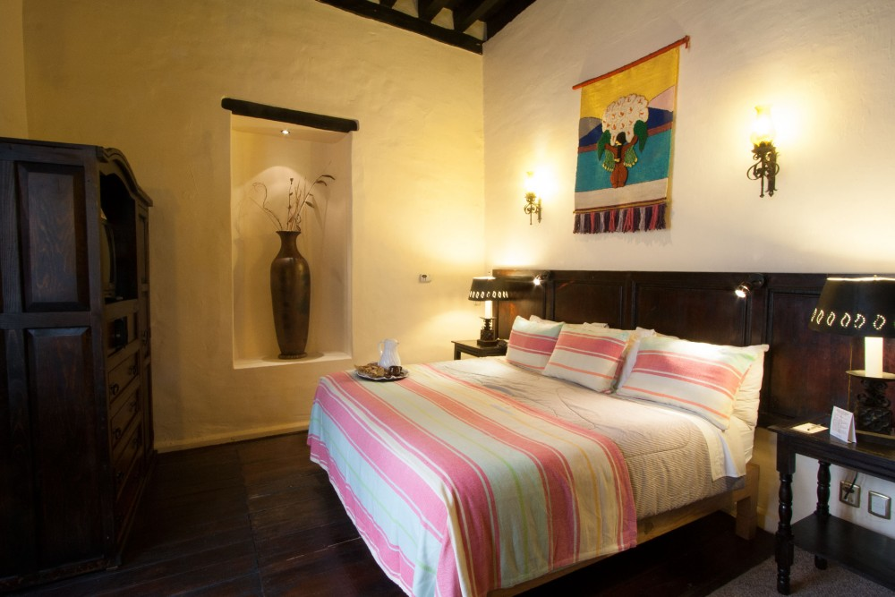 Mansion Iturbe, Patzcuaro, a guest room