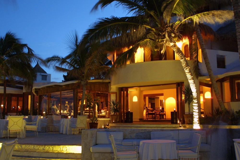 Belmond Maroma Resort and Spa, the restaurants