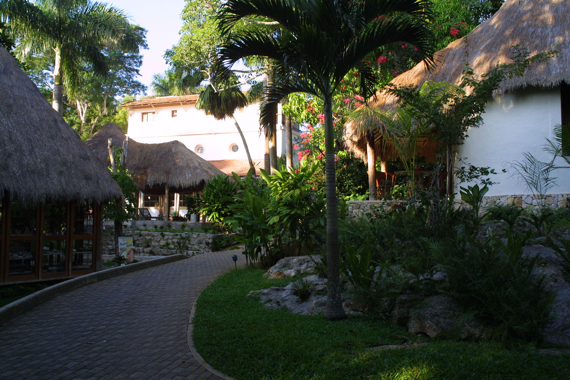 Mayaland Hotel And Bungalows Chichen Itza