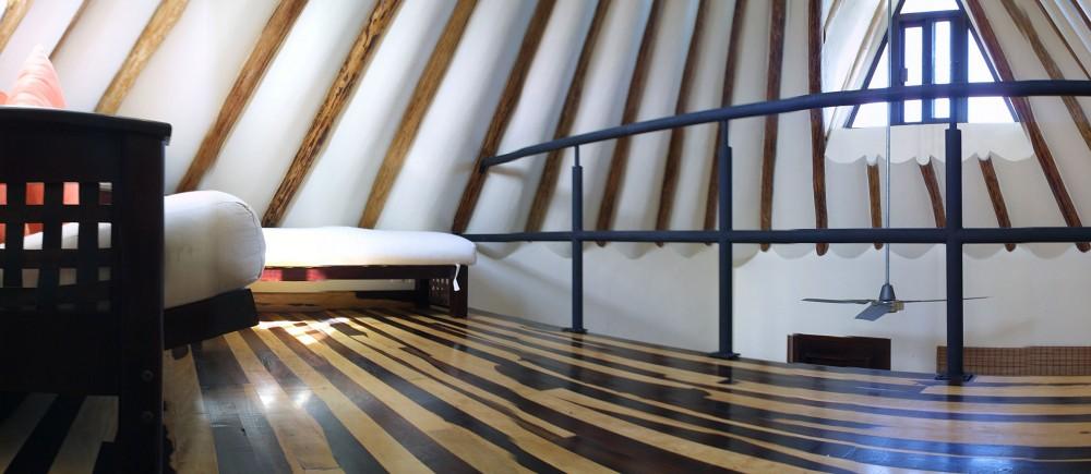 Mezzanine, Tulum, Ocean view room