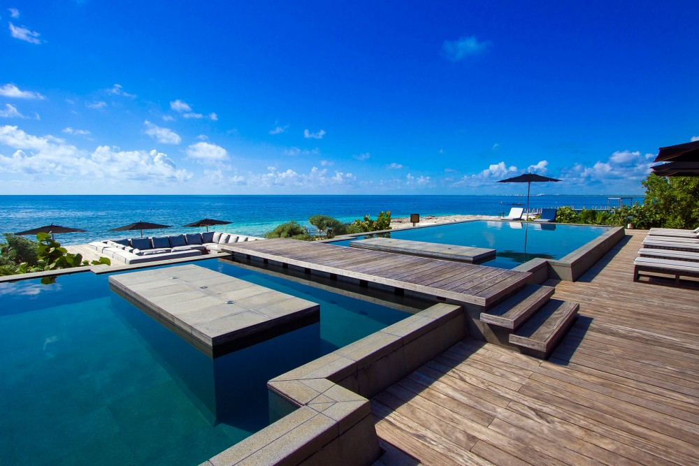 Nizuc Resort and Spa, la Punta pool