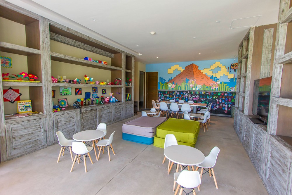 Nizuc Resort and Spa, kids club