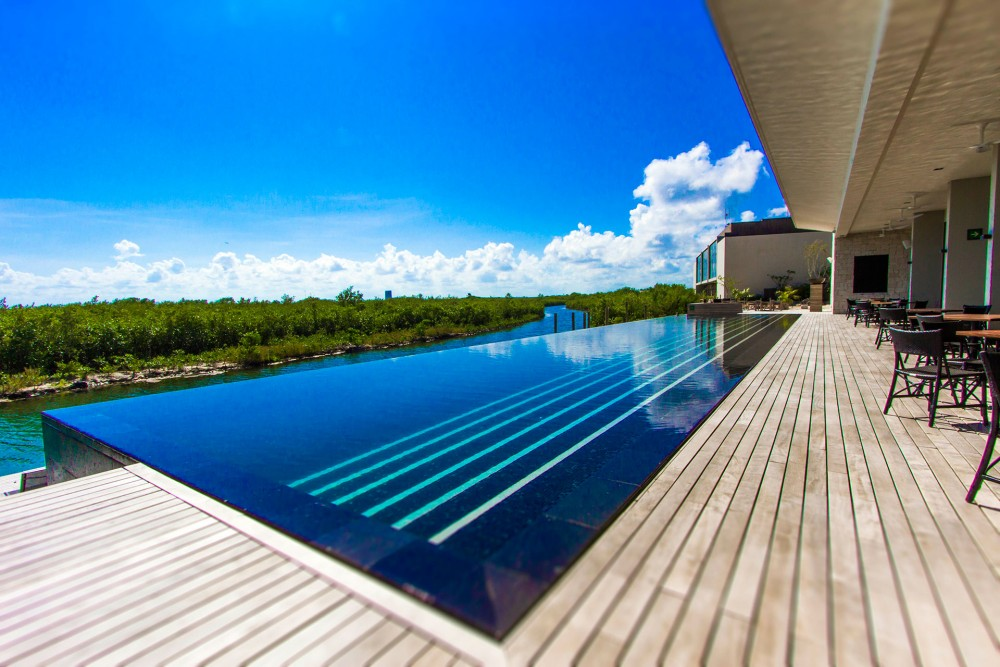 Nizuc Resort and Spa, the Residences pool