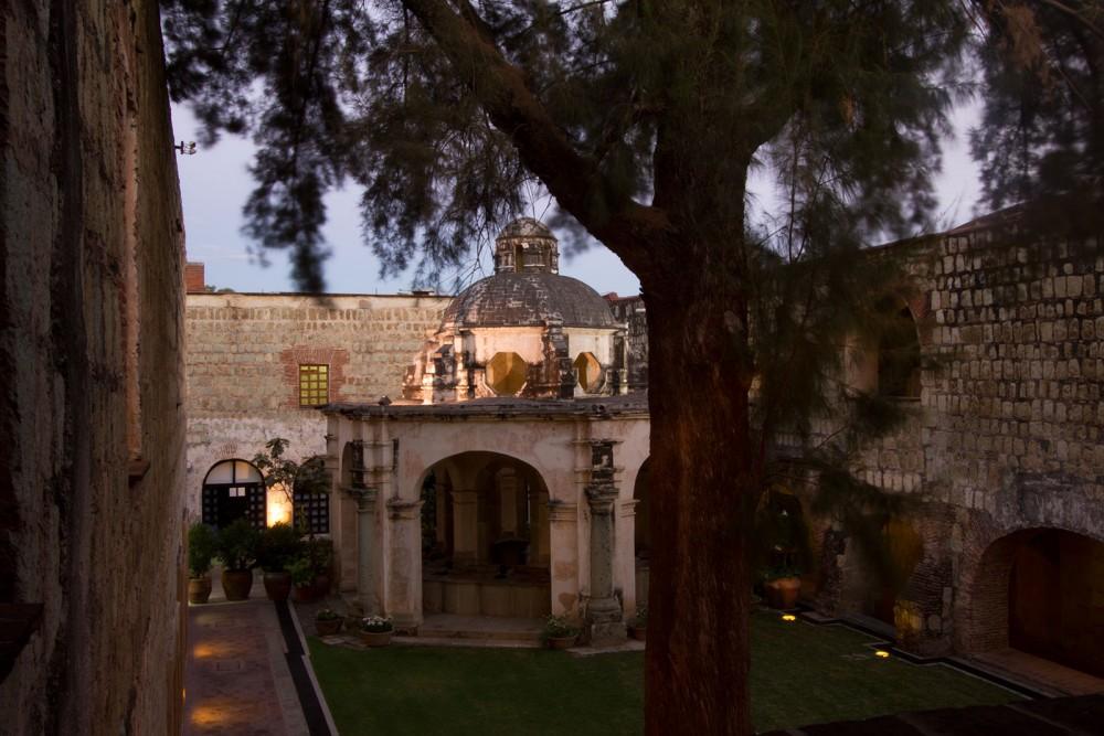 Oaxaca, hotel Quinta Real