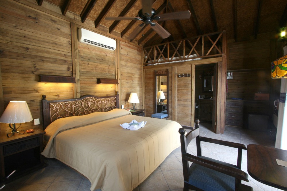 Petit Lafitte, Riviera Maya, the Bungalows