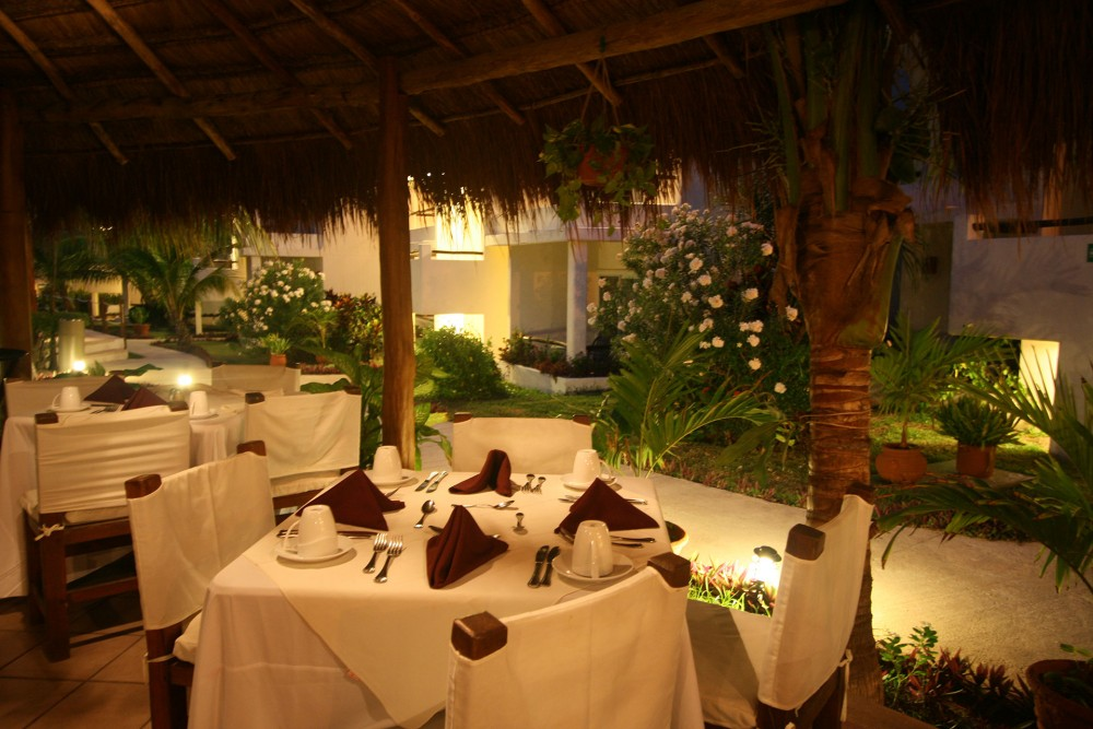 Petit Lafitte, Riviera Maya, the restaurant
