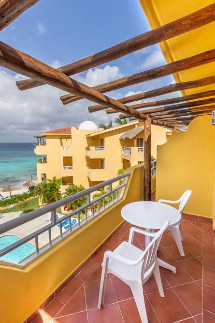 Playa Azul Cozumel, standard room, balcony